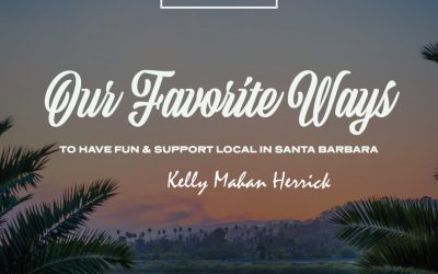 Kelly Mahan Herrick's favorite way to support local