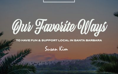Susan Kim's favorite way to support local